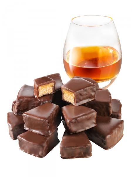 "Baumkuchenspitzen ""Jamaica-Rum"""