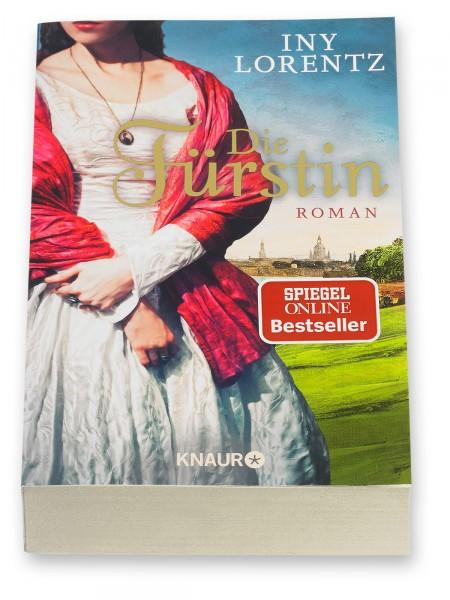 """Historien-Roman """"Die Fürstin"""""""