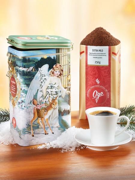 "Ogo-Kaffeedosenpräsent ""Himmelsbote"""