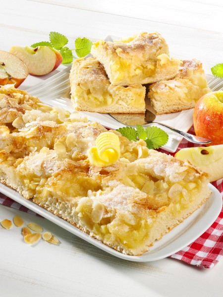 Apfel-Butterkuchen