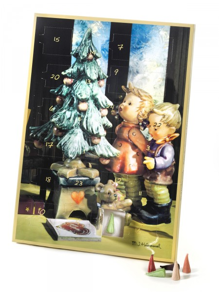 Räucherkerzen Adventskalender