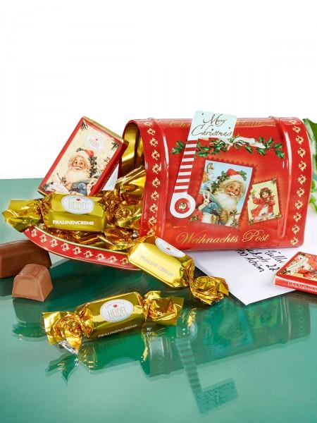 Süße Weihnachts-Postbox