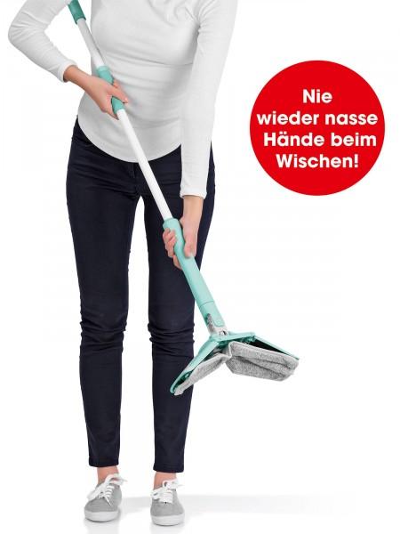 CLEANmaxx Wischmopp Twist and Go