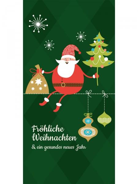 """Grußkarte """"Weihnachtsgrüße"""""""