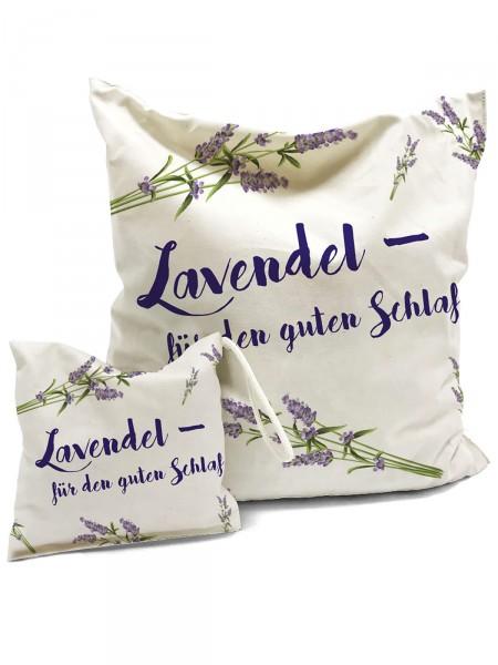 "Lavendelkissen-Set ""Guter Schlaf"""