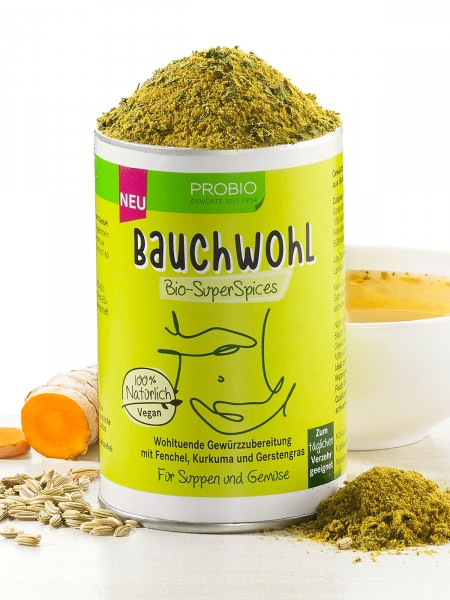 "Bio-Gewürz ""Bauchwohl"""