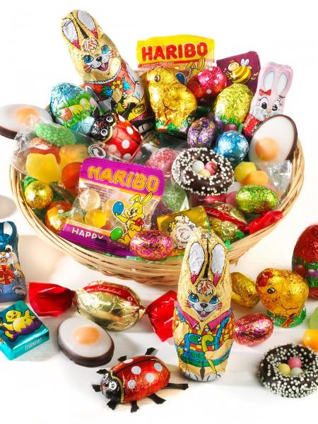 Festtags-Osterkorb, 40 Teile