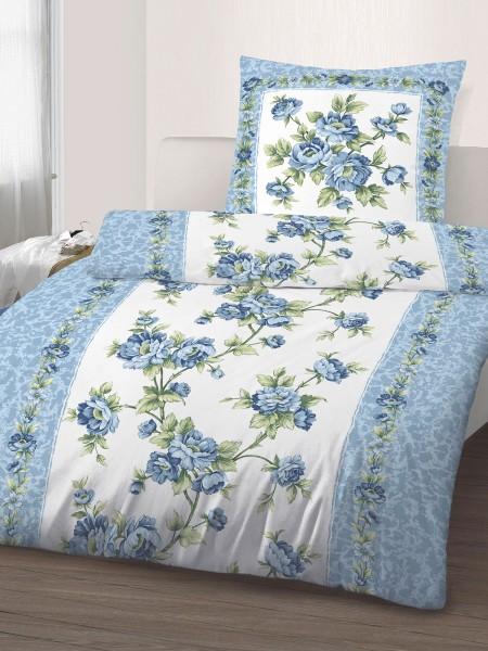 """Bettwäsche """"Blaue Blüte"""""""