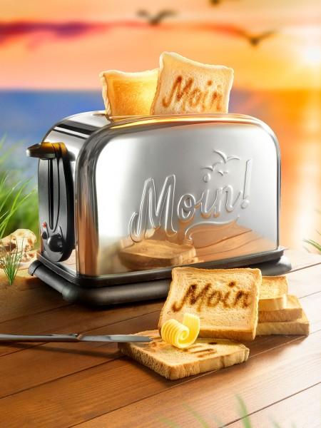 Moin! Motiv-Toaster