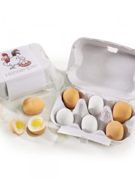 Die kleinen Hühner-Eier