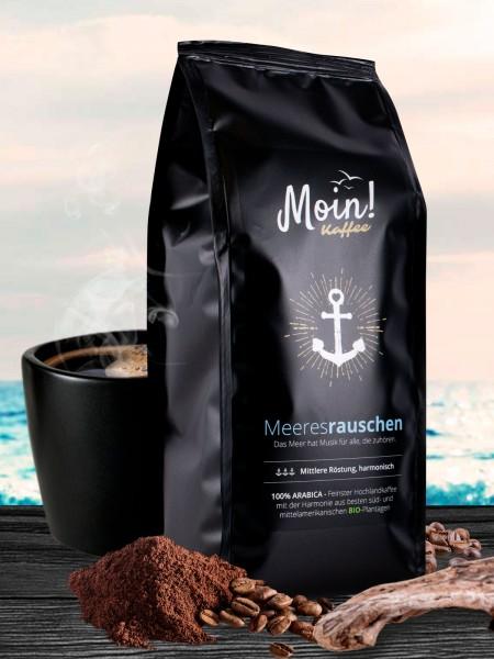 """Moin! BIO-Kaffee """"Meeresrauschen"""", gemahlen"""