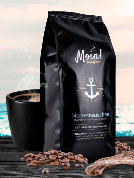 """Moin! BIO-Kaffee """"Meeresrauschen"""", Bohne"""