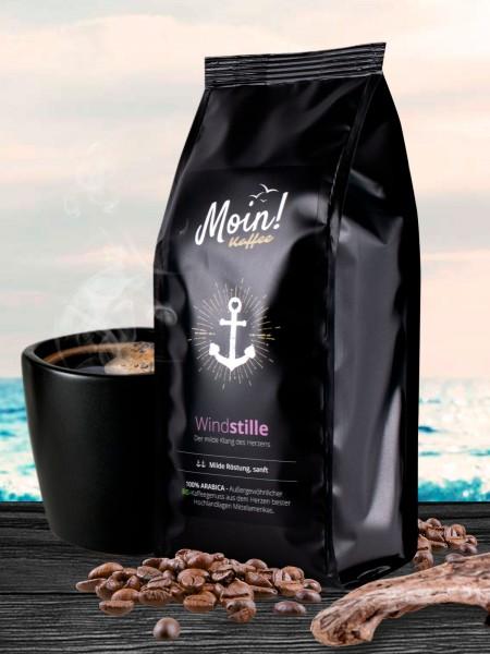 """Moin! BIO-Kaffee """"Windstille"""", Bohne"""