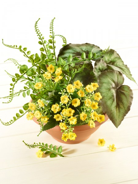 "Pflanzschale ""Blütenzauber"""