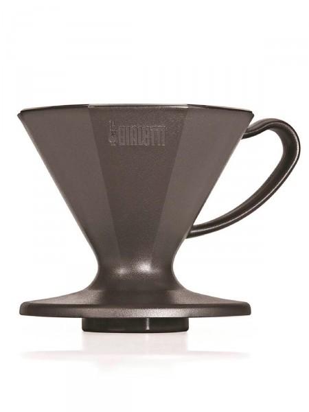 Bialetti Kaffeefilter, schwarz