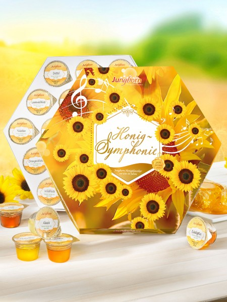 "Honig-Symphonie ""Sonnenblume"", Edition 2021"