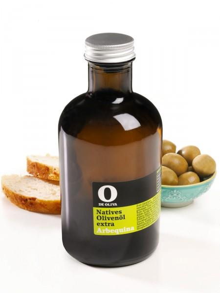 """Olivenöl """"Arbequina"""""""