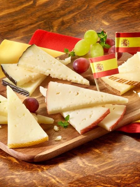 Spanische Käsetapas