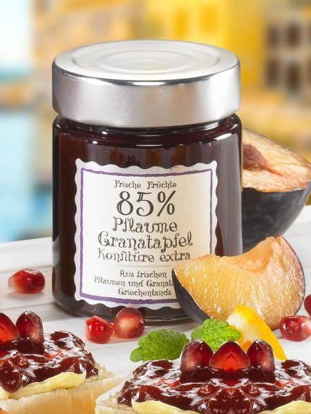 Pflaume Granatapfel 85%
