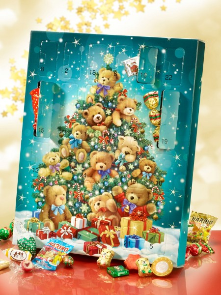 """Adventskalender """"Weihnachtsbaum"""""""