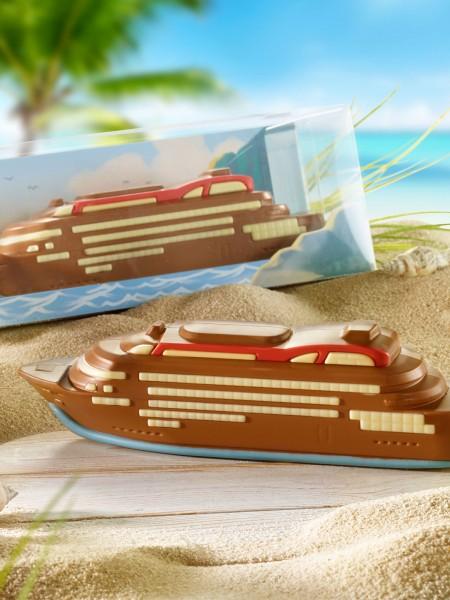 Schokoladenschiff