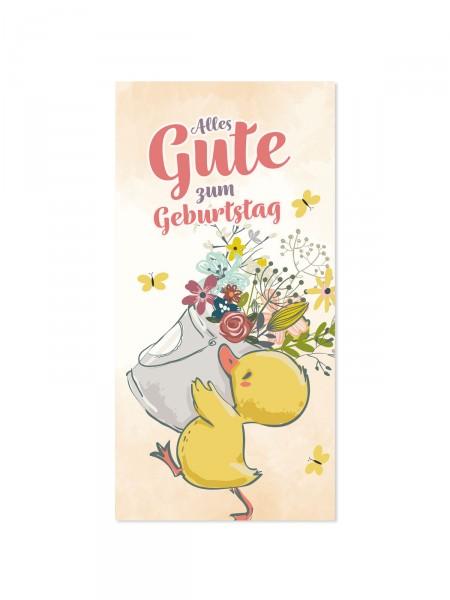 """Grußkarte """"Zum Geburtstag"""""""