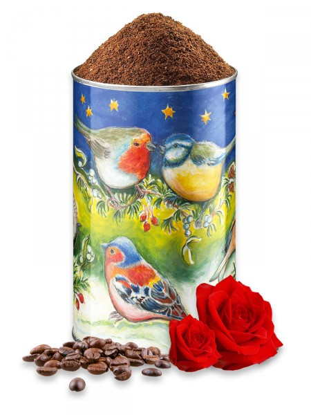 Festkaffee, gem. in Künstlerdose