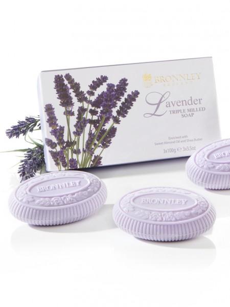 """Lavendelseife """"Bronnley"""""""