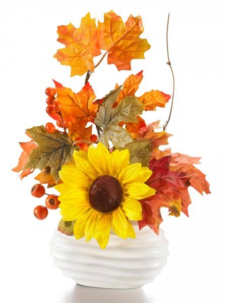 """Vase """"Herbstzauber"""""""