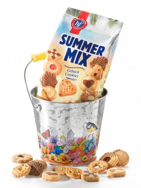 Süßer Sommereimer