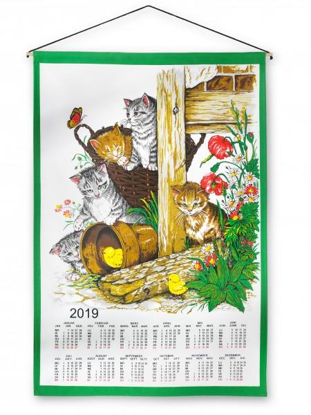"""Wandkalender """"Katze"""""""