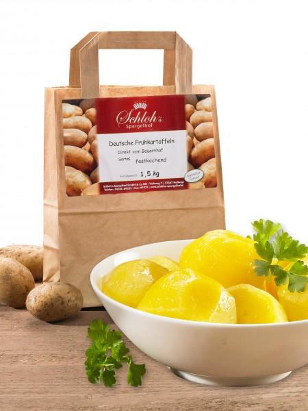 Kartoffeln, festkochend