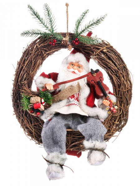 Musikalischer Santa