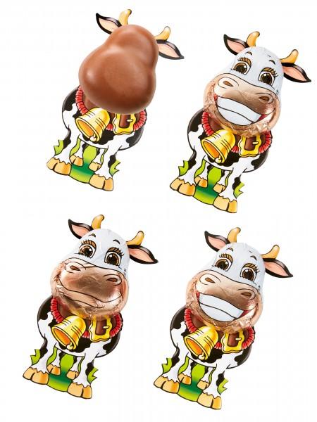Süße Kuhparade