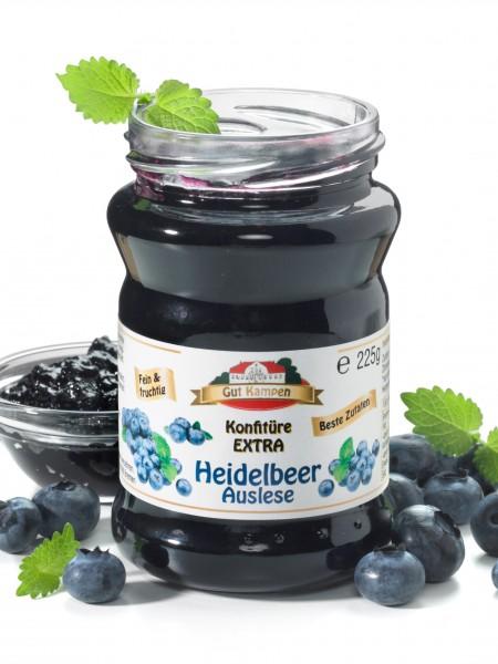 Heidelbeer Bio-Konfitüre Extra