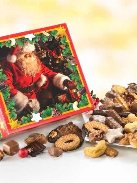 Weihnachtskiste
