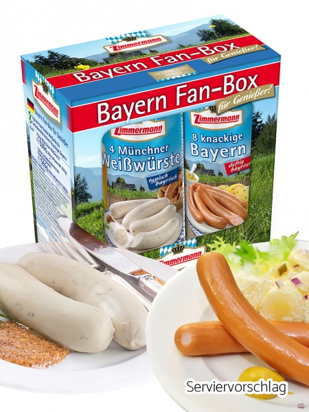 Bayern Fan-Box