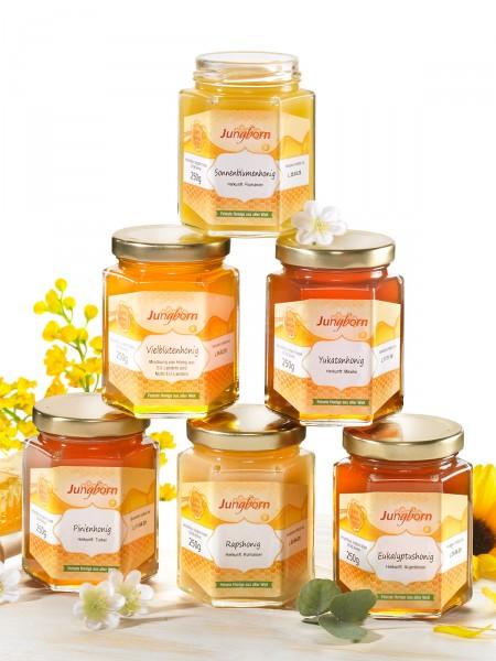 Sortiment Bienenfleiß