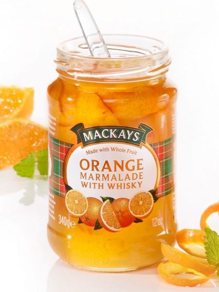 Orange-Whisky-Marmelade