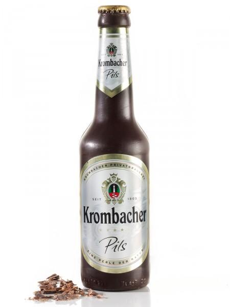 Süße Bierflasche