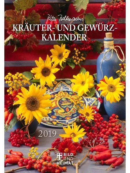 Kräuter-Gewürzkalender