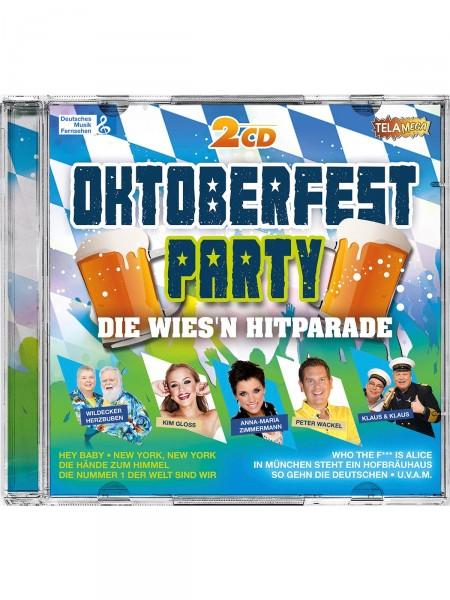 Oktoberfest Doppel-CD