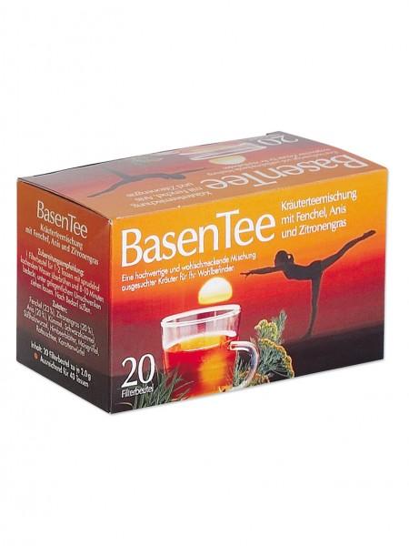 Basen-Tee, Kräutertee