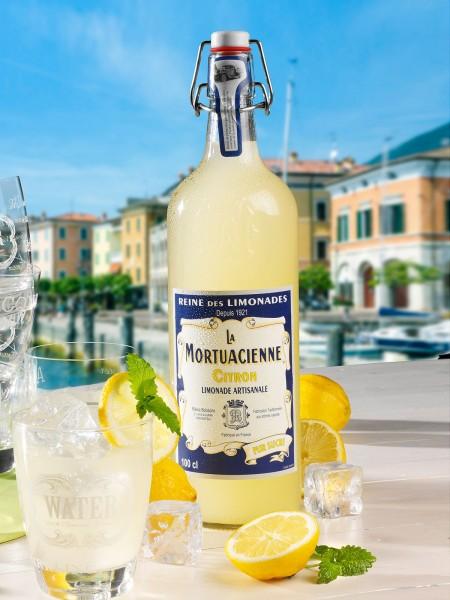 Zitronen-Limonade