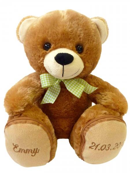 Teddy bestickt