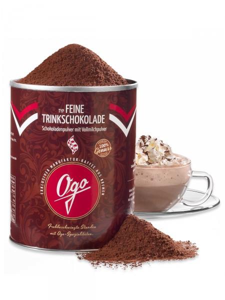 Ogo's Trinkschokolade