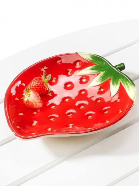 """Schale """"Erdbeere"""""""
