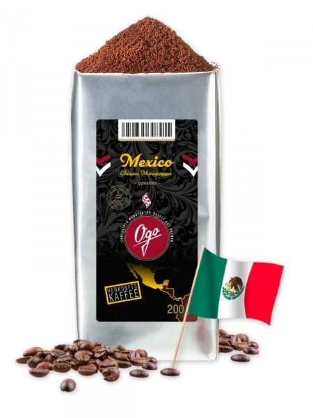 "Mexico ""Maragogype"", gemahlen"