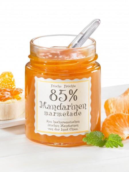 Mandarinenmarmelade 85%