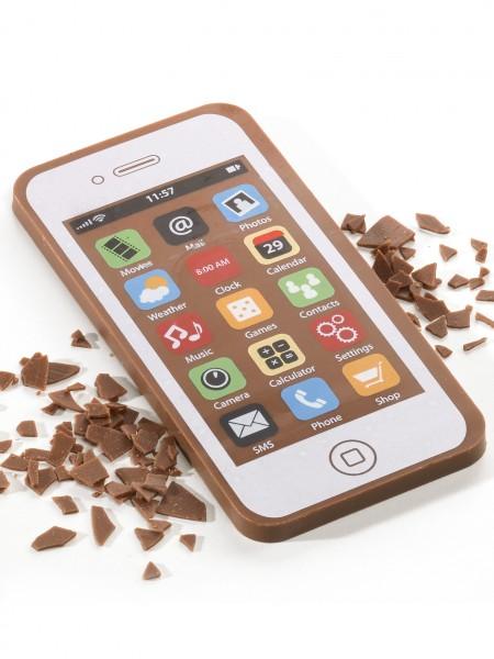 Süßes Smartphone